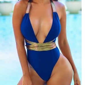 OMG Miami Swimwear Swim - Monokini Swimsuit from OMG Miami Swimwear